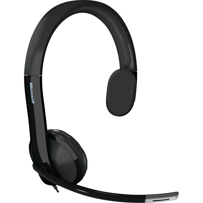 Microsoft - 7YF-00001 - Microsoft LifeChat LX-4000 Headset - Mono - USB - Wired - 32 Ohm - 75 Hz - 20 kHz -