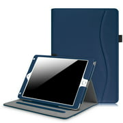 Fintie Multi-Angle Viewing Case Cover for iPad 9.7 6th / 5th Gen 2018 2017, iPad Air 1/2, Navy