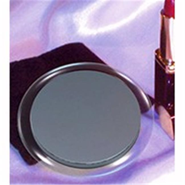 Zadro Z45X  Magnification Purse Mirror with Pouch (5x Reverses To 1x)