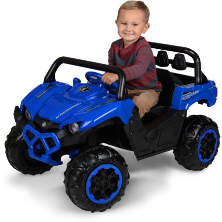 6 Volt Yamaha Viking Battery Powered Ride-On - Hours of fun with this kid size UTV