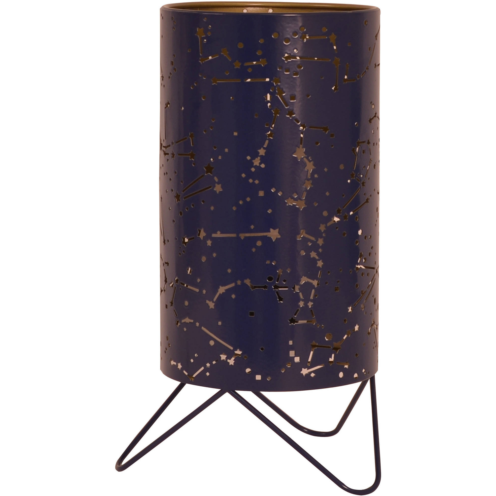 Better Homes and Gardens Blue Constellation Lamp