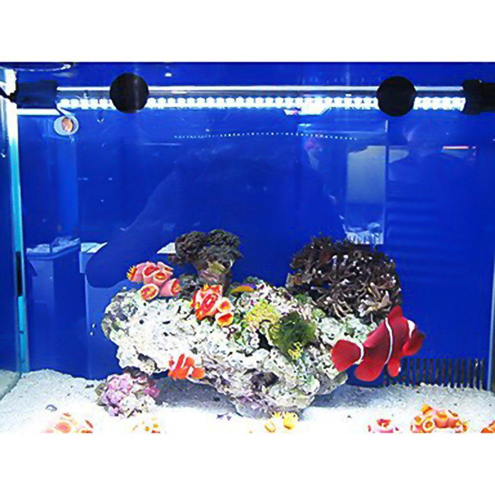 VBESTLIFE Aquarium LED Light,18-48cm Aquarium Fish Tank 18/57 LED Bar Submersible Waterproof Light Lamp Strip