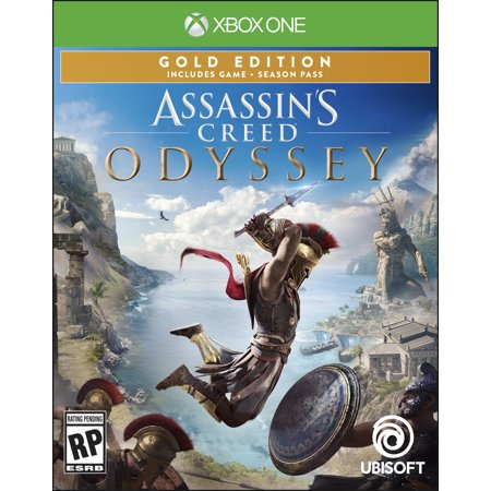 Assassins Creed Odyssey: Steelbook Gold Edition - Xbox One