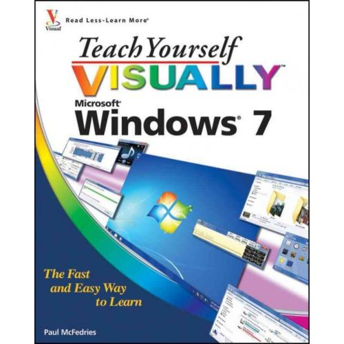 Teach Yourself Visually Windows 7