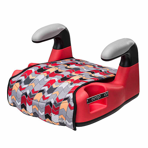 Evenflo AMP LX No Back Booster Car Seat, Hayden