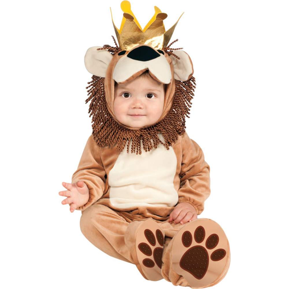 Lion King of the Jungle Baby Costume
