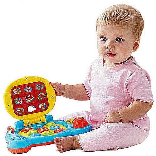 Vtech Baby S Learning Laptop Walmart Com Walmart Com