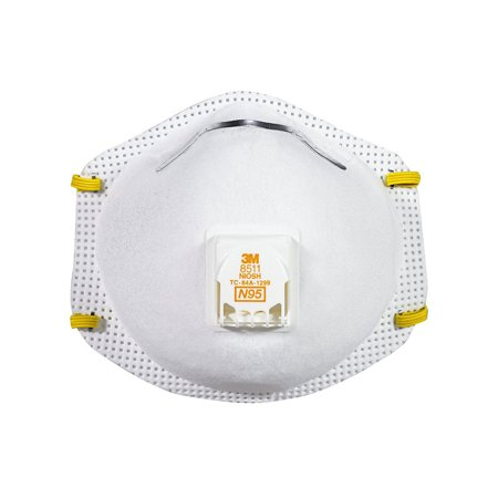 3m disposable dust mask with valve