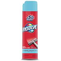 Resolve High Traffic Carpet Foam, Crisp Linen, 22oz, Removes Stains
