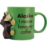 Arctic Circle Alaska Moose Mug 11oz