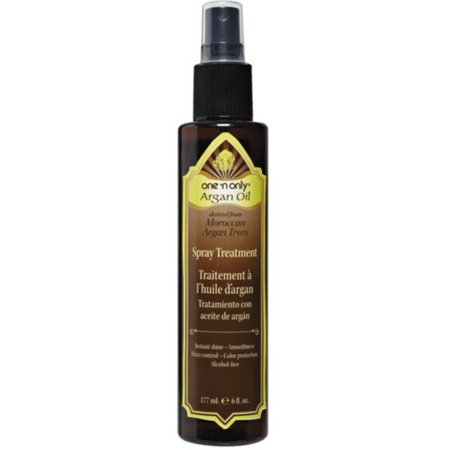 One N' Only Argan Oil Spray Treatment, 6 oz (Pack of