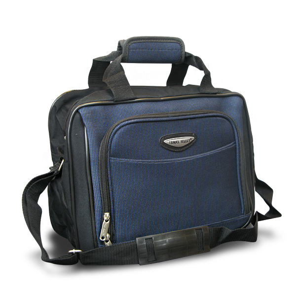 Travel Select Amsterdam Collection Lightweight 15 Travel Tote - Navy