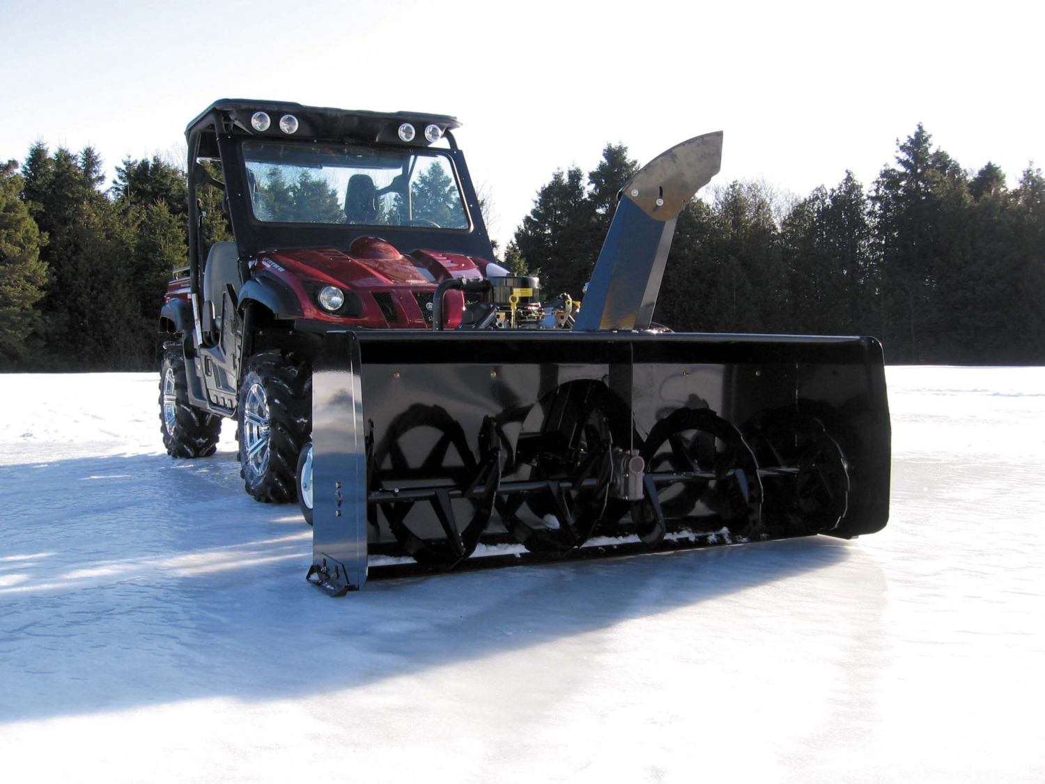 "BERCOMAC 72"" Vantage Snowblower 72"" #458129 by BERCOMAC"