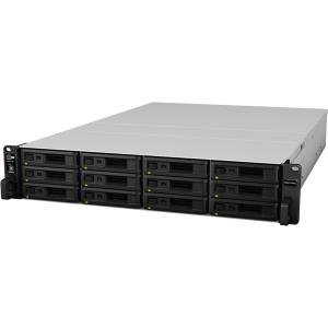 RACKSTATION 12BAY 2U RS3617RPXS DISKLESS