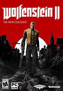 Bethesda Softworks Wolfenstein II: The New Colossus (PC)