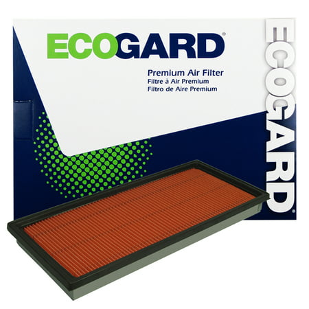 Subaru Outback Engines - ECOGARD XA5353 Premium Engine Air Filter Fits Subaru Outback, Forester, Legacy, Impreza, Baja