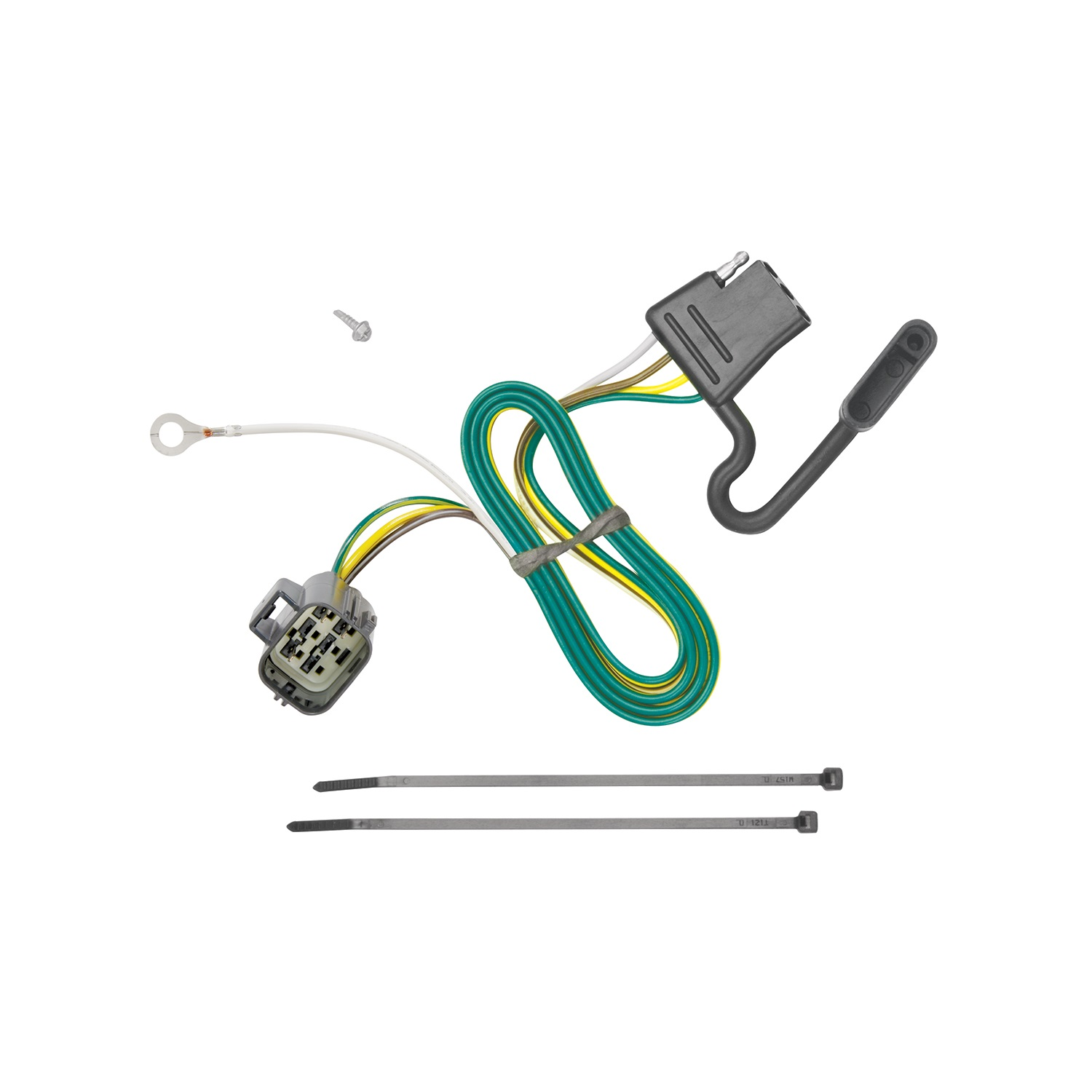 Tekonsha T-One Trailer to Vehicle Wiring Kit Connector Assembly 118681