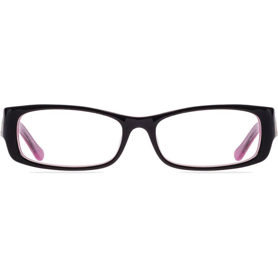 Baby Phat Womens Prescription Glasses, 227 Dark Pink - Walmart.com