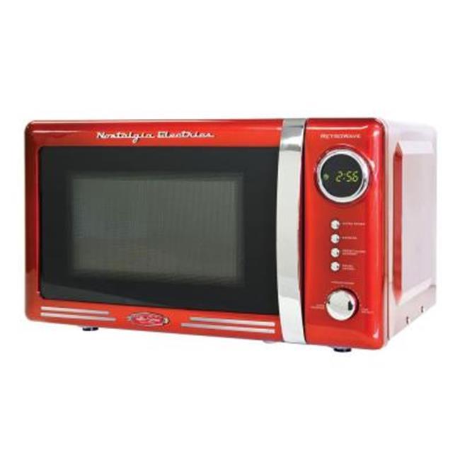 Nostalgia  .7 Cuft Microwave