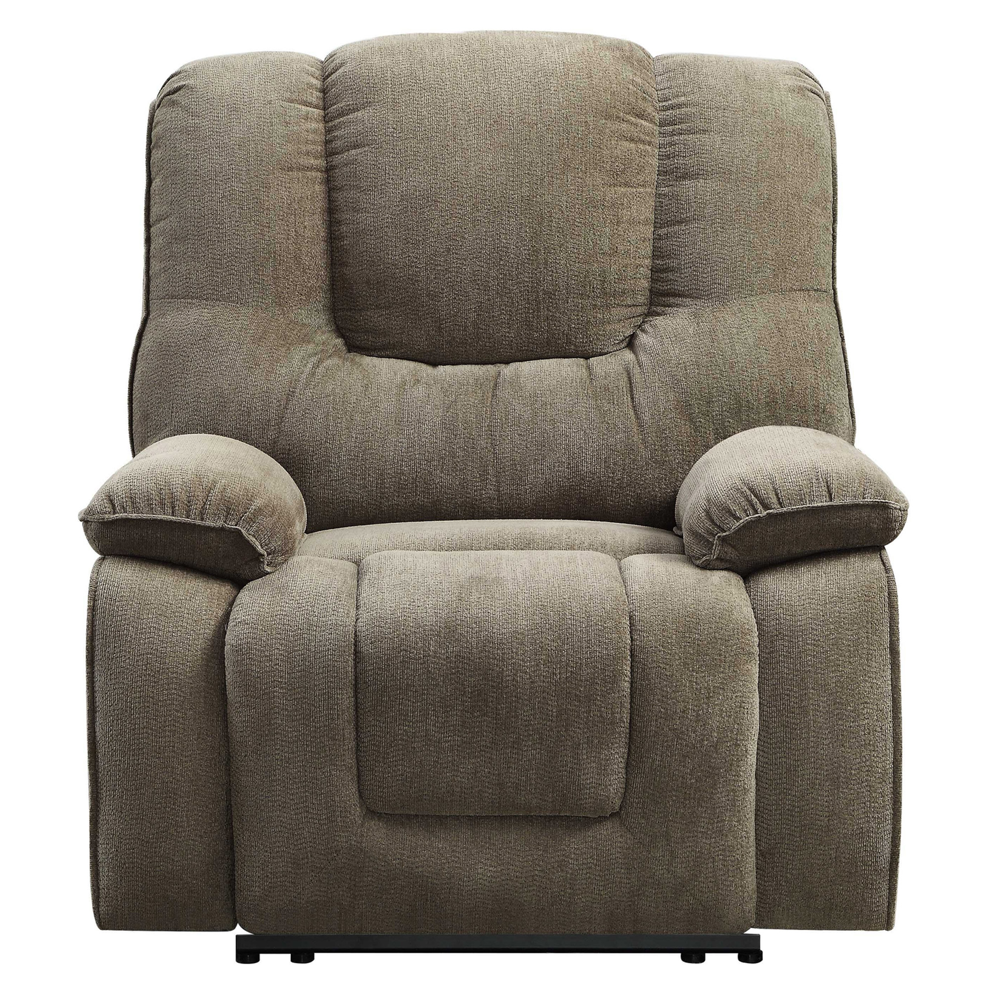 ... Better Homes and Gardens Big u0026 Tall Recliner with In-Arm Storage and USB ...  sc 1 st  Furniture HQ & Better Homes and Gardens Big u0026 Tall Recliner with In-Arm Storage ... islam-shia.org