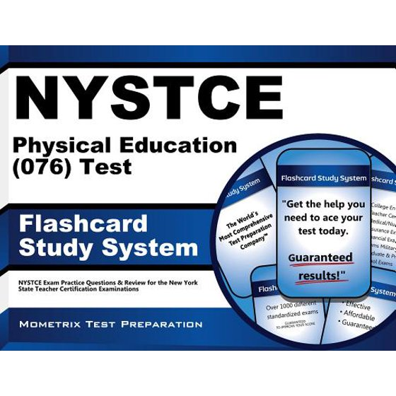 Nystce Physical Education 076 Test Flashcard Study System Nystce