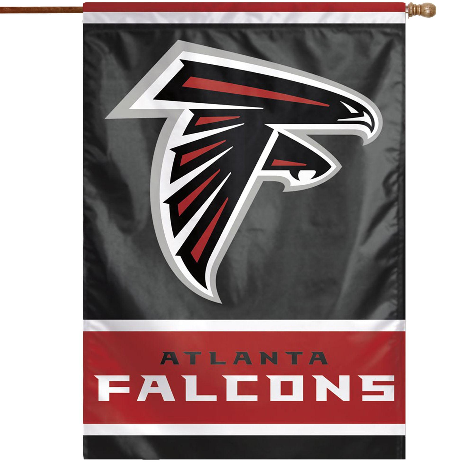 """Atlanta Falcons WinCraft 27"""" x 37"""" Vertical Banner - No Size"""