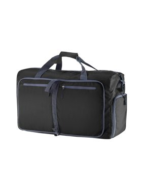 Product Image Duffle Gym Bag - Luggage Tote for Overnight   Weekend Trips -  Includes Shoe Compartment and e3ad00e252