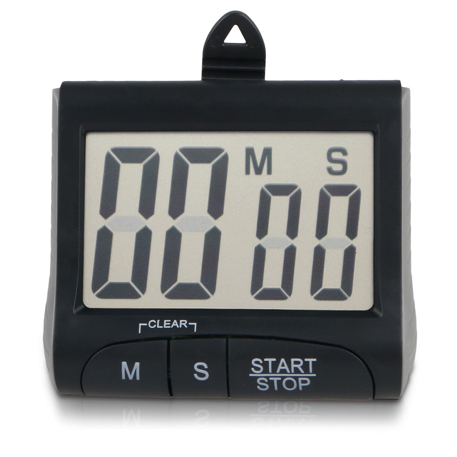TSV Jumbo LCD Digital Kitchen Cooking Timer Count-Down Up Clock Loud Alarm Magnetic