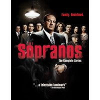 The Sopranos: The Complete Series on Blu-ray