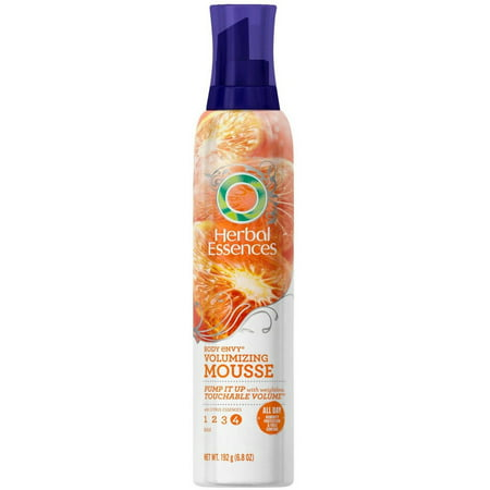 4 Essences Of Halloween (4 Pack - Herbal Essences Body Envy Volumizing Mousse 6.8)
