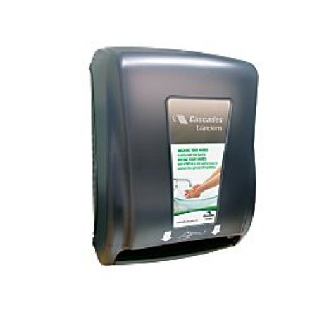 Cascades(R) Tandem(R) 40% Recycled Touchless Electronic Towel Dispenser, Smoked -