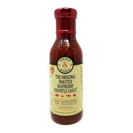 Raspberry Chipotle - Fischer & Wieser Chipotle Sauce, Rst Rspbry, 15.75-Ounce (Pack of 3) Original Raspberry Chipotle Sauce 15.75oz
