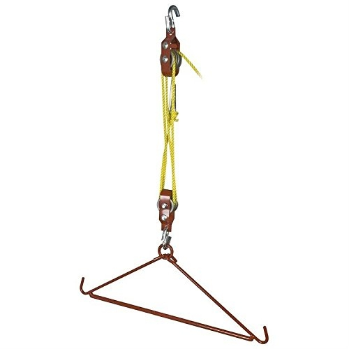 440lb Gambrel & Hoist System Deer Hog Game Tree Hanging G...