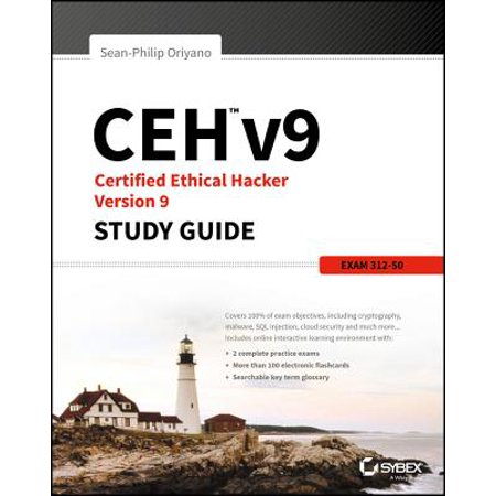 Ceh V9 : Certified Ethical Hacker Version 9 Study (Certified Ethical Hacker Version 8 Study Guide)