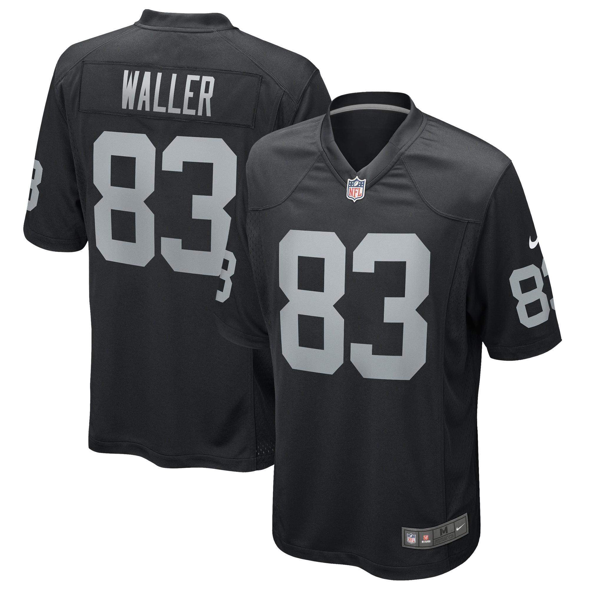 Darren Waller Las Vegas Raiders Nike Game Jersey - Black