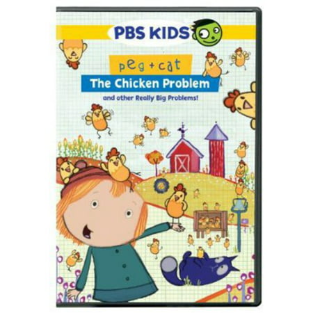 Peg   Cat  Chickens On The Loose   Other Really