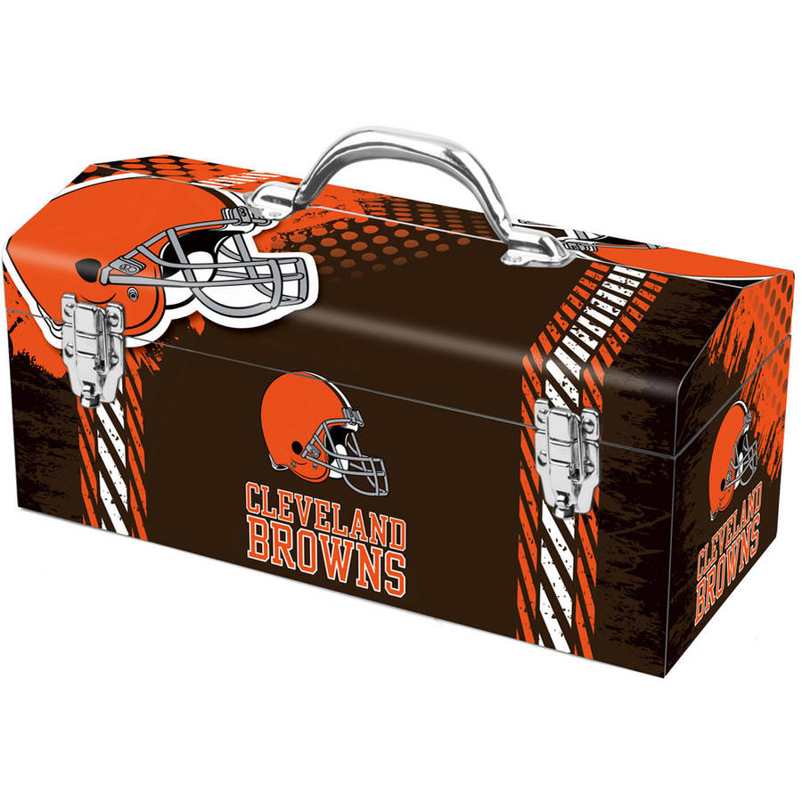 "Sainty 79-308 Cleveland Browns 16"" Tool Box"