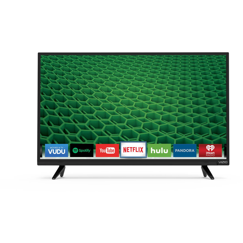 "Refurbished Vizio 32"" Class FHD (1080P) Smart LED TV (D32X-D1)"