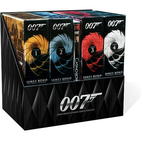 James Bond Ultimate Collector