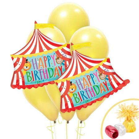 Circus Tent Decorations (Circus Tent Jumbo Balloon)