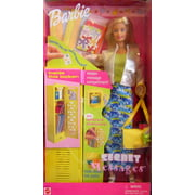 Barbie SECRET MESSAGES Doll w LOCKER, STAMPERS & MORE! (1999)