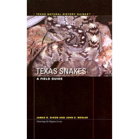 Texas Snakes : A Field Guide -