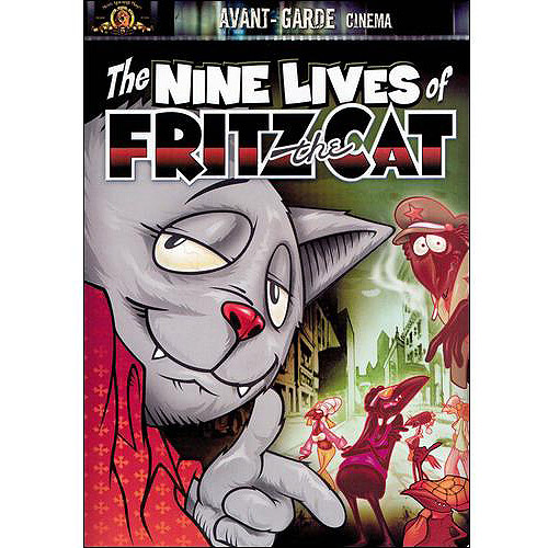 Nine Lives of Fritz the Cat (Widescreen)