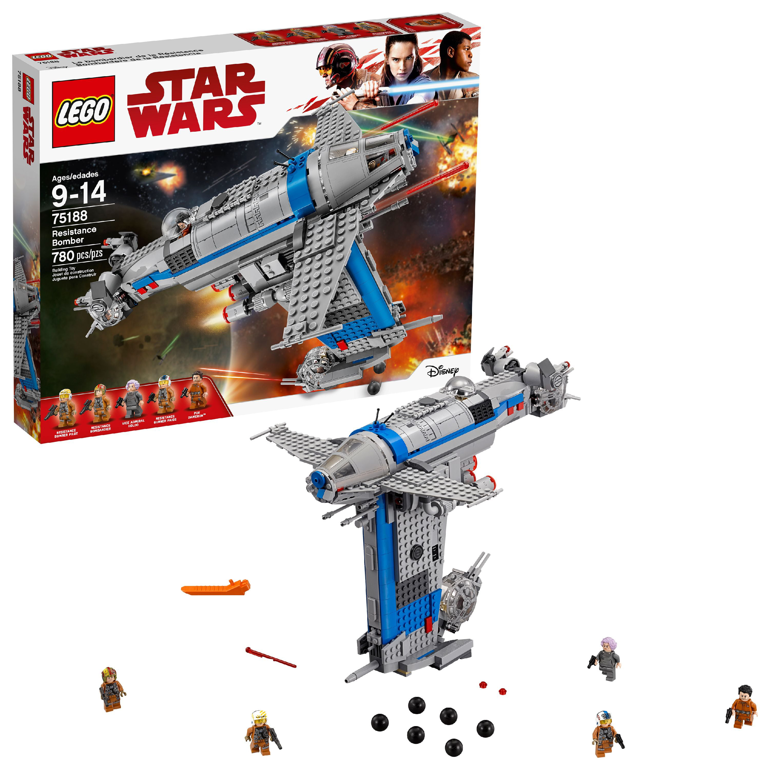 Y-Wing Starfighter Limited Edition LEGO® Star Wars™ inkl.Bauplan
