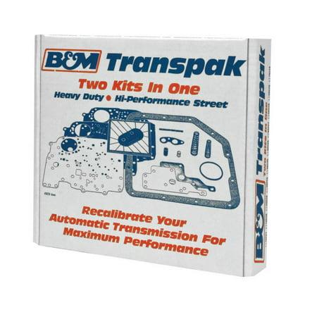 B&M Transpak 67-91 C6 Transmission