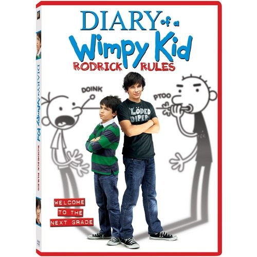 Diary Of A Wimpy Kid 2: Rodrick Rules (Widescreen)