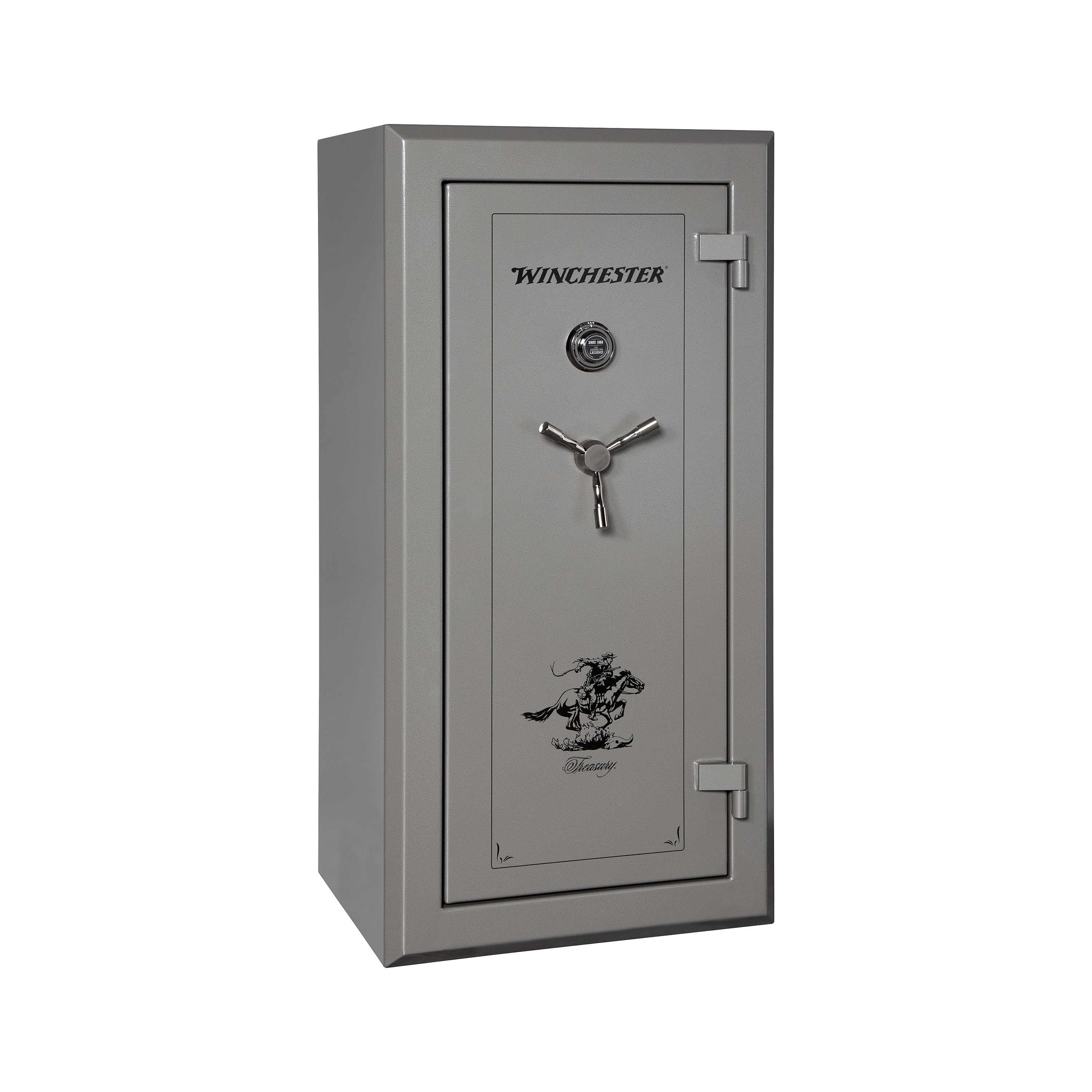 Winchester® Treasury 26, 26 Gun Safe, U.L. Mechanical Lock