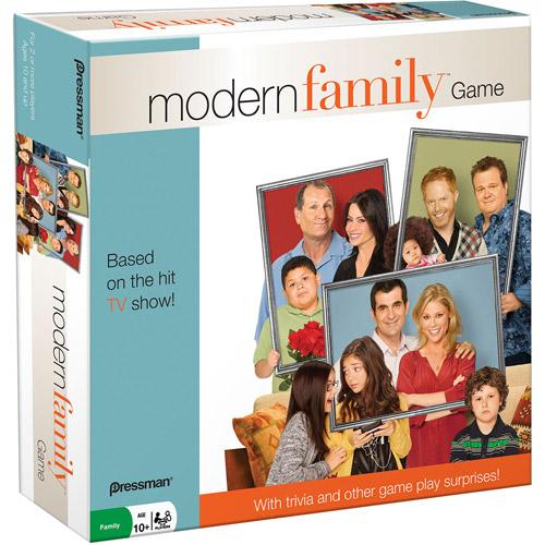Modern Family Board Game