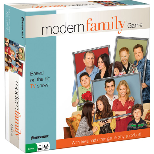 Modern Family Board Game