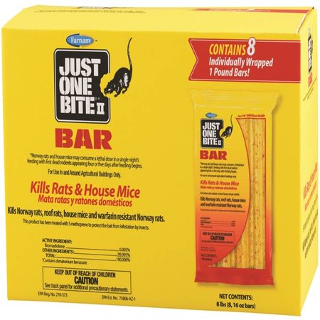 Walmart Seller Central >> Farnam Just One Bite II Bars Box - Walmart.com